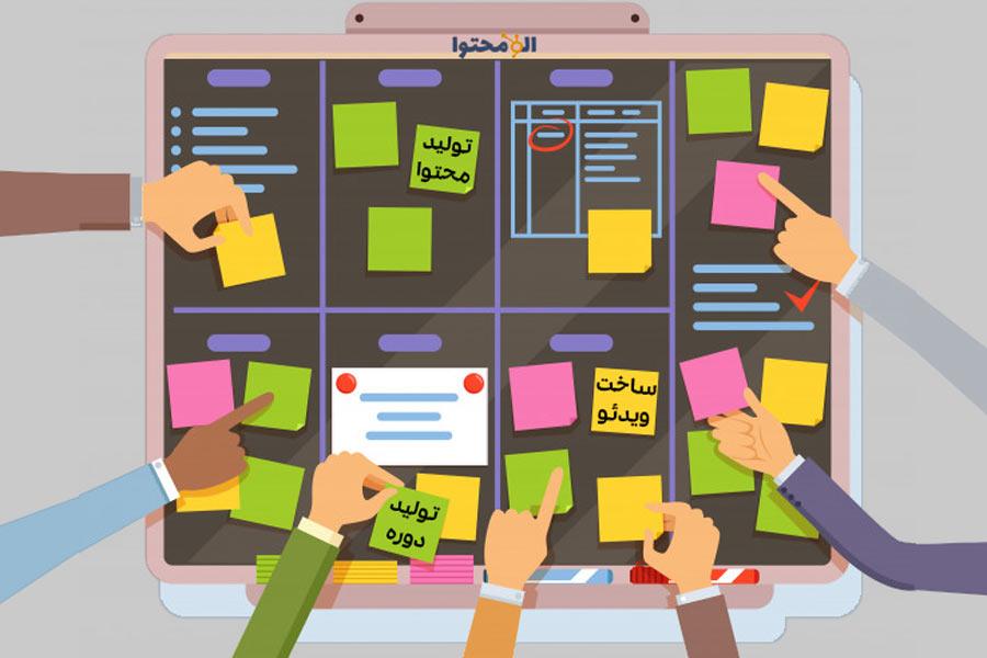 طراحی استراتژی محتوا