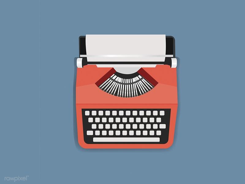 کارهای نویسنده برای نوشتن یک محتوا