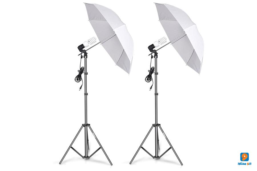 چراغ های چتری