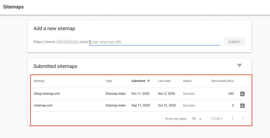 نحوه ایجاد سایت مپ برای گوگل